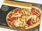Iceland spicy chicken pizza