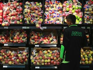 Asda fruit & veg