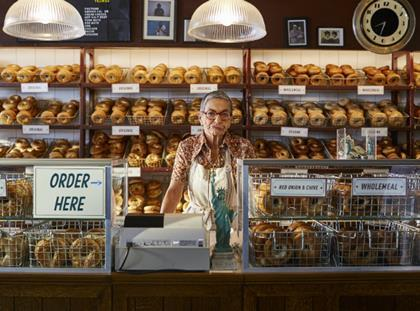 New York Bakery Co's The Woman Who Runs New York