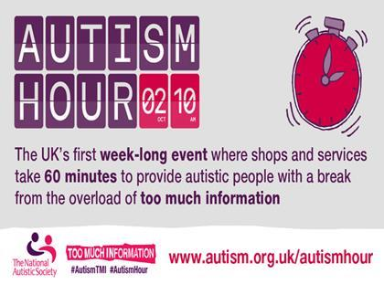 Sainsbury's leads the UK's supermarkets in pledging support to Autism Hour