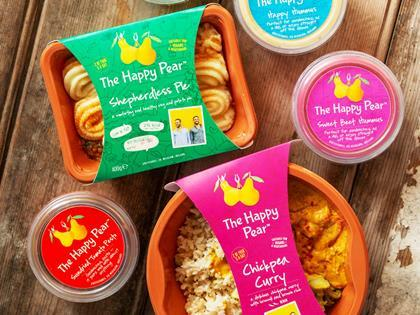The Happy Pear vegan friendly range