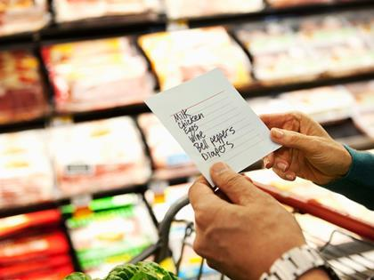 Shopping Lists Going Out Of Style Claims Co Op Report