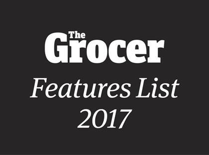 Features list 2017