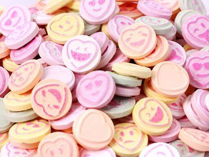 Love Hearts Get Limited Edition Emoji Variant