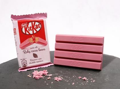 United Kingdom launch for KITKAT Ruby