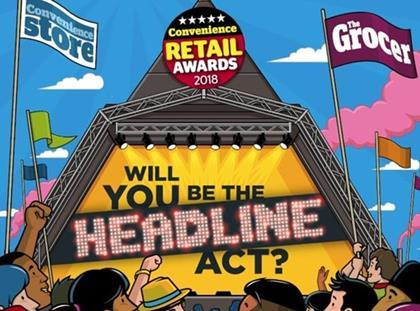 Image result for best headlines retail awards for 2018
