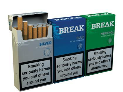 New Zealand premium cigarettes Captain Black brands