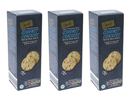 Aldi specially selected gourmet crackers with sea salt solutioingenieria Image collections