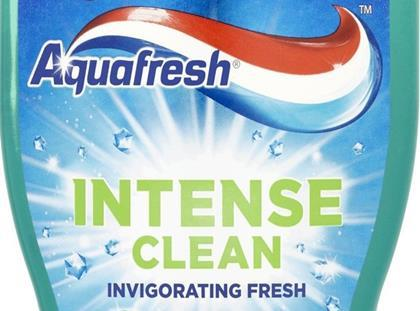 aquafresh intense clean mouthwash
