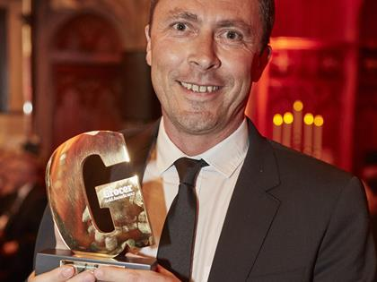 Kevin McNair, Purdey's GB marketing director