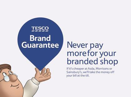 Tesco launches