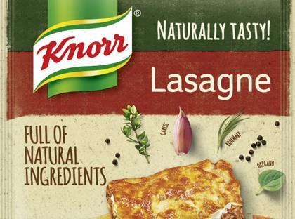 Knorr adds naturally tasty first dry recipe mixes forumfinder Image collections