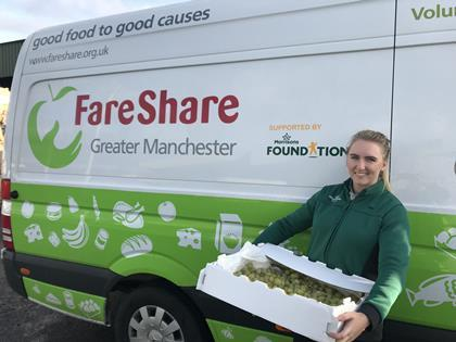 Morrisons Fareshare
