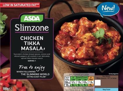 Asda withdraws Slimzone range ahead of Slimming World hearing