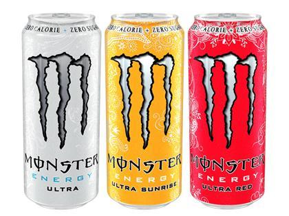 monster ultra low sugar energy drink