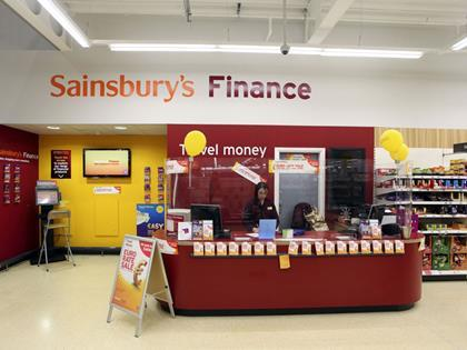 Sainsbury s brings bureau de change to stores in travelex deal - Stores de bureau ...