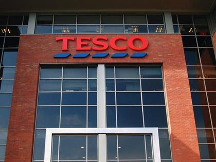 tesco annual results