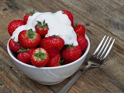 Strawberries And Cream at Wimbledon Strawberries And Cream
