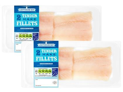 how to cook skinless hake fillets