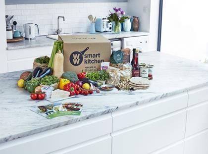 weight watchers moves into recipe boxes with ww smart kitchen. Black Bedroom Furniture Sets. Home Design Ideas