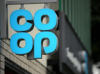 co-op sign