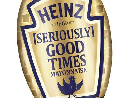 heinz seriously good times mayo