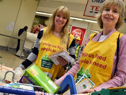 Image result for Food banks supermarkets