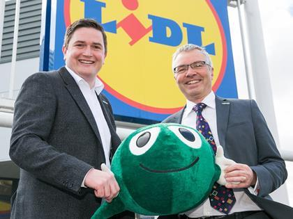lidl nspcc partnership