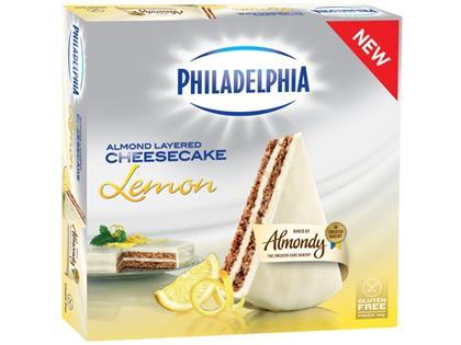 Almondy launches Cadbury and Philadelphia frozen desserts Almondy