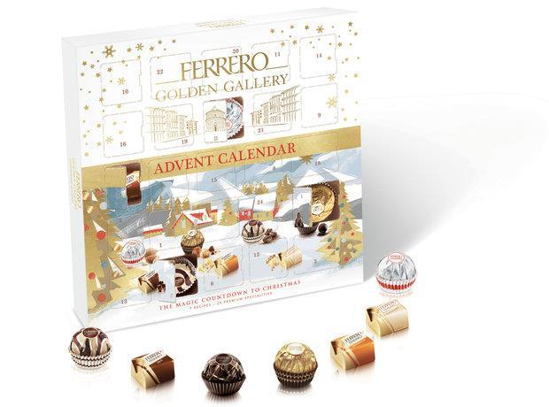 17 foodie advent calendars launching this christmas. Black Bedroom Furniture Sets. Home Design Ideas