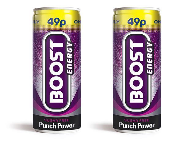 Boost Punch Power