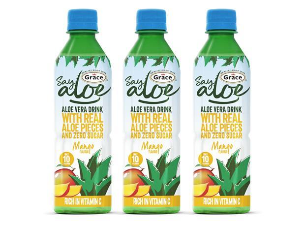 Say Aloe Mango Zero Sugar