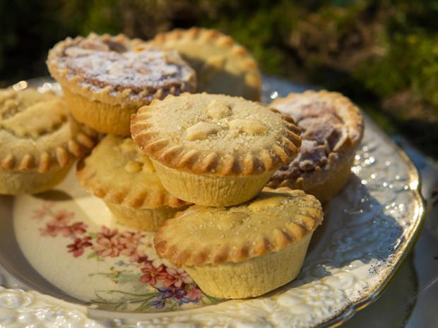 Flavoured Mince Pies