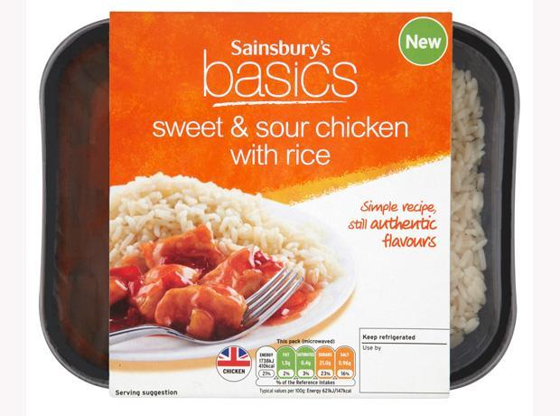 Sainsbury S Adds Colour To Basics Range In Revamp