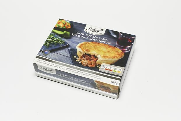 LIdl Slow Cooked Pie