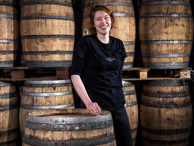 Sarah MacLellan, Cotswolds Distillery