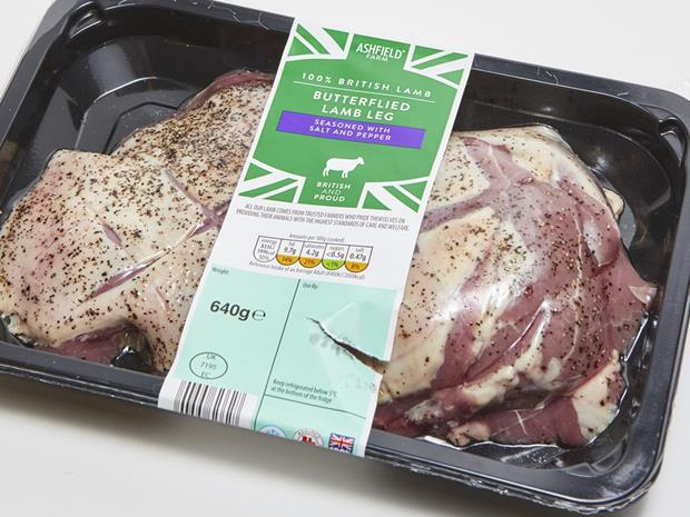 Aldi Butterflied Lamb Leg copy