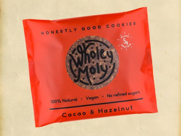 Wholey Moley cookies