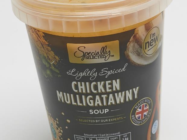 Aldi Specially Selected Chicken Mulligatawny Soup_0001