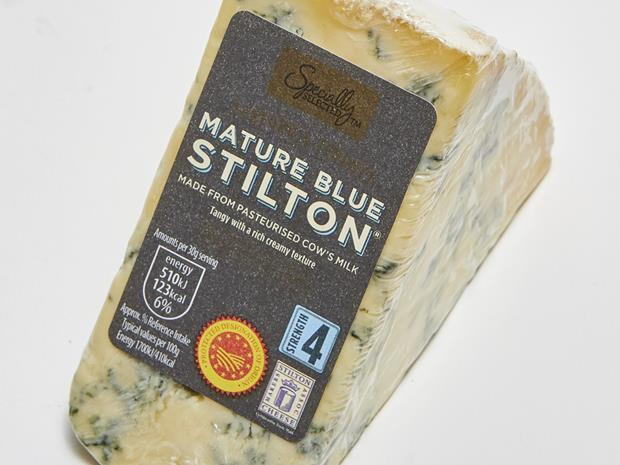 Aldi Specially Selected Mature Blue Stilton_0001