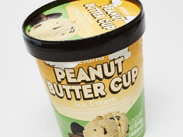 Iceland Peanut Butter Cup Ice Cream copy