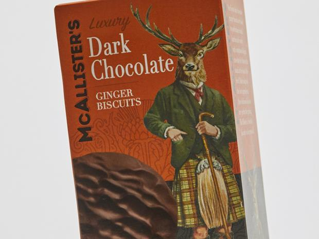 Lidl Dark Chocolate Ginger Biscuits_0001