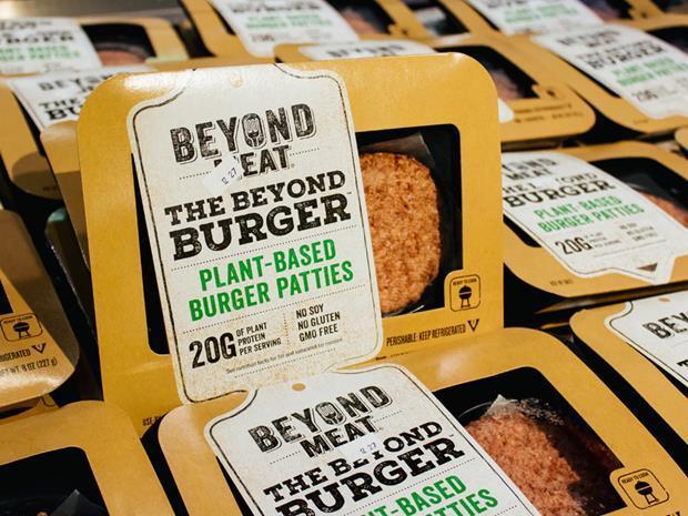 Resultado de imagen para Beyond Meat