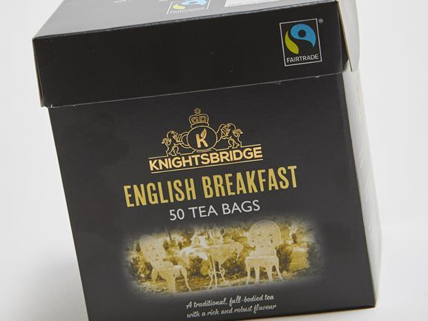 Lidl English Breakfast Tea Bags copy