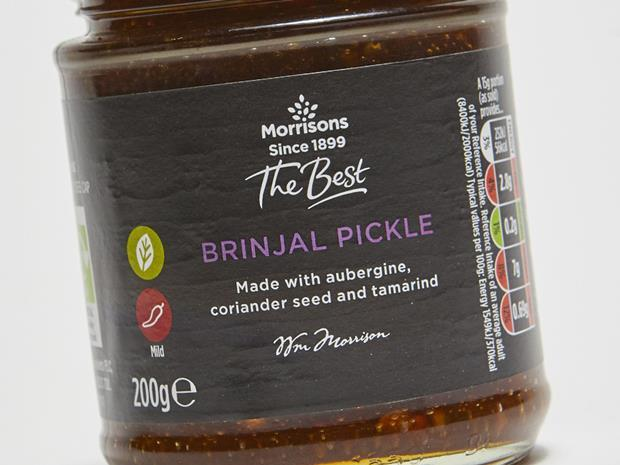 Morrisons The Best Brinjal Pickle_0001