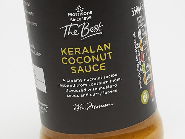 Morrisons The Best Keralan Coconut Sauce_0001