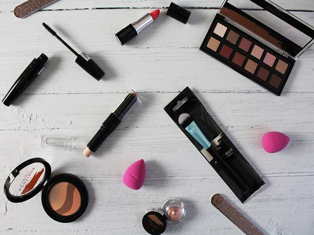 Sainsbury's Boutique makeup range