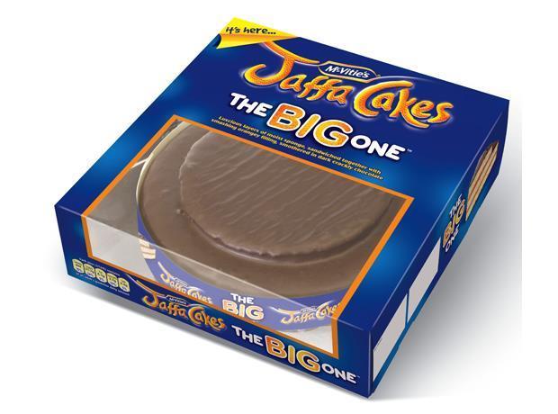Jaffa Cake The Big One Recipe