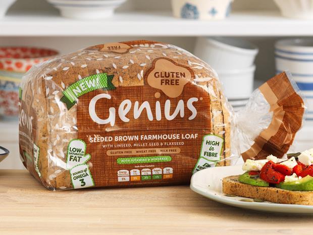 Seeded Farmhouse Loaf Genius