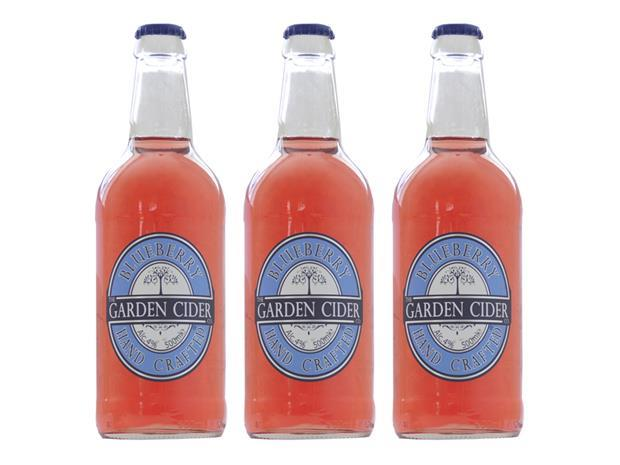 Garden co cider blueberry